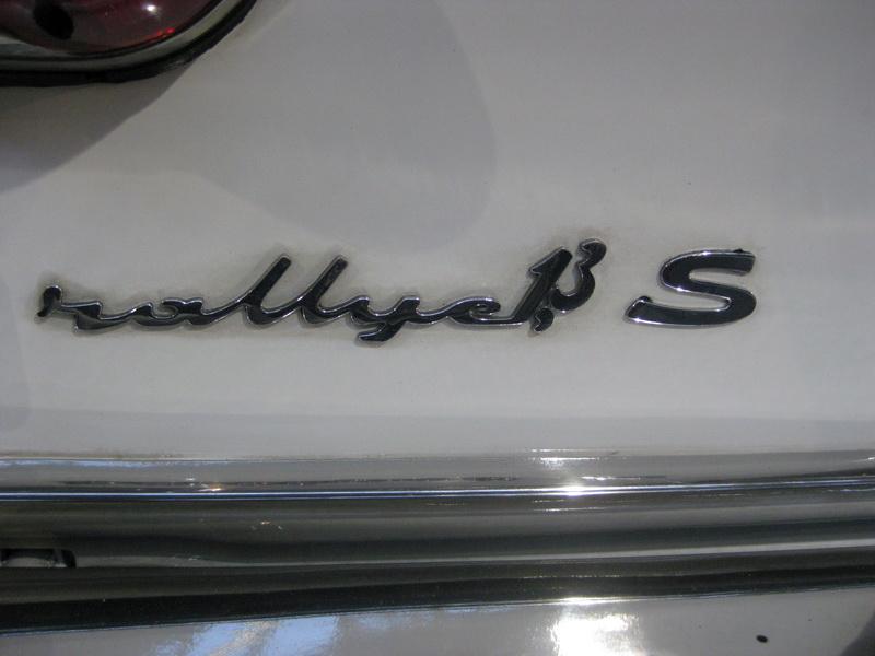 Lancia Fulvia Rallye 1,3 S