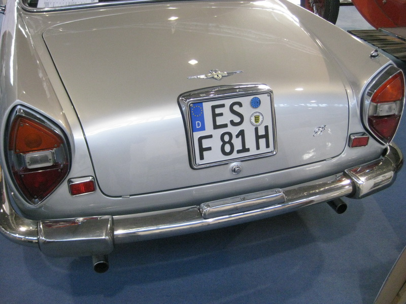 Lancia Flaminia 2.8 3C Superleggera Touring Coupe
