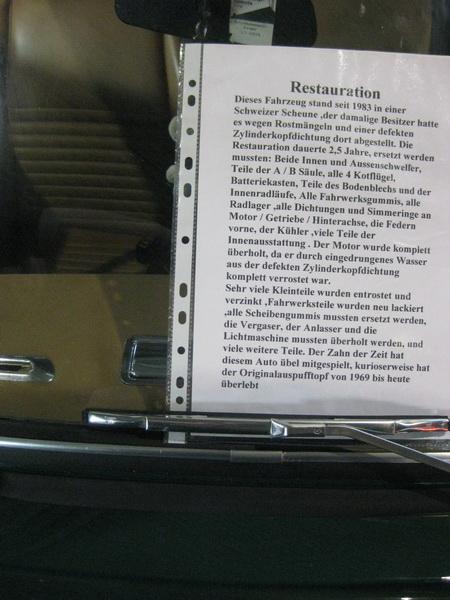 Retro Classics Stuttgart 2012 - Oldtimer