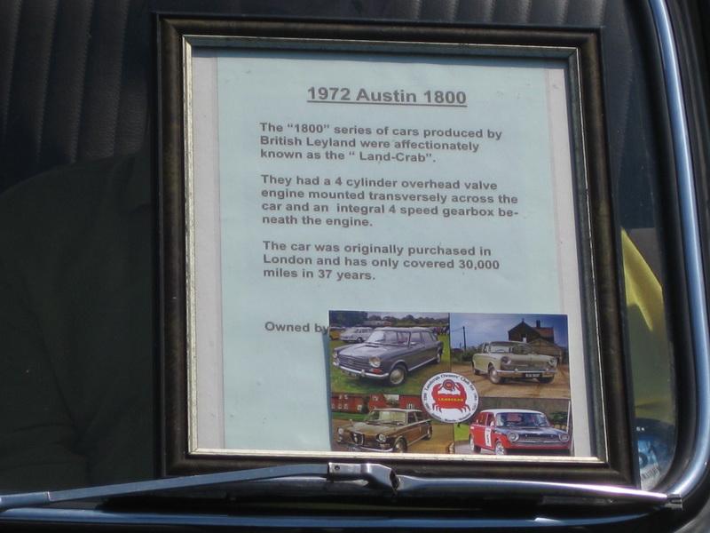 Austin 1800, 1972