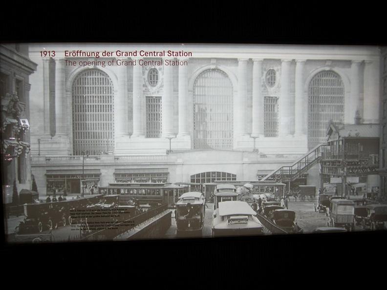 1913 Eröffnung der Grand Central Station