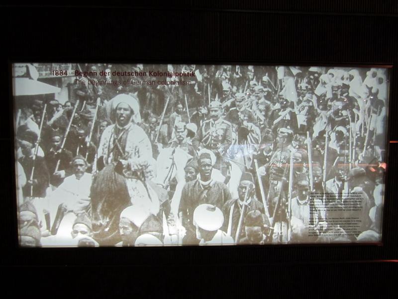 1884 Beginn der Deutschen Kolonialpolitik