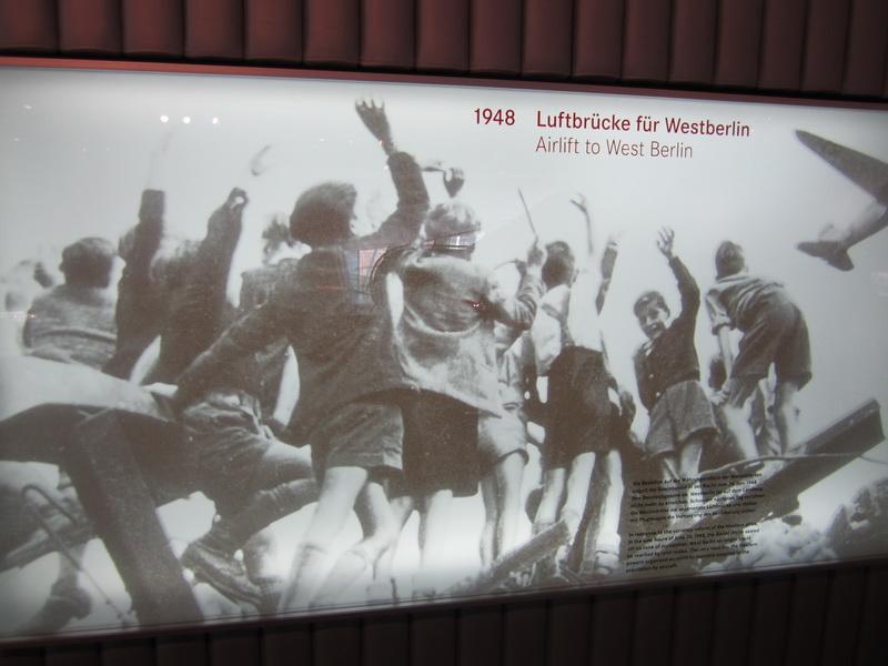 1948 Luftbrücke Westberlin