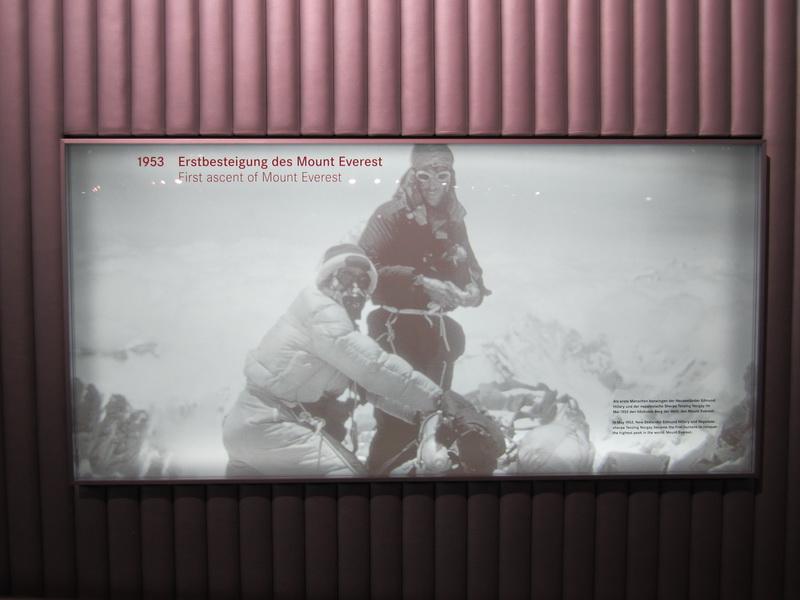 1953 Erstbesteigung des Mount Everest