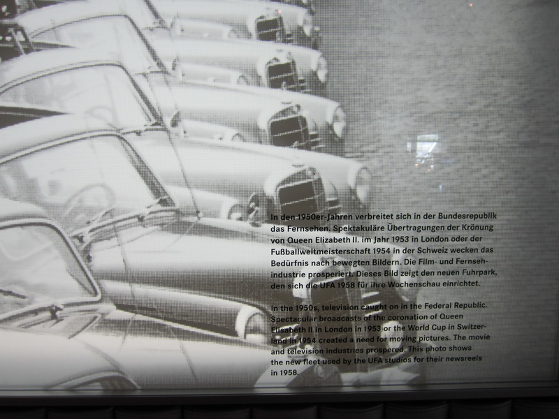 1958 Verbreitung des Fernsehens
