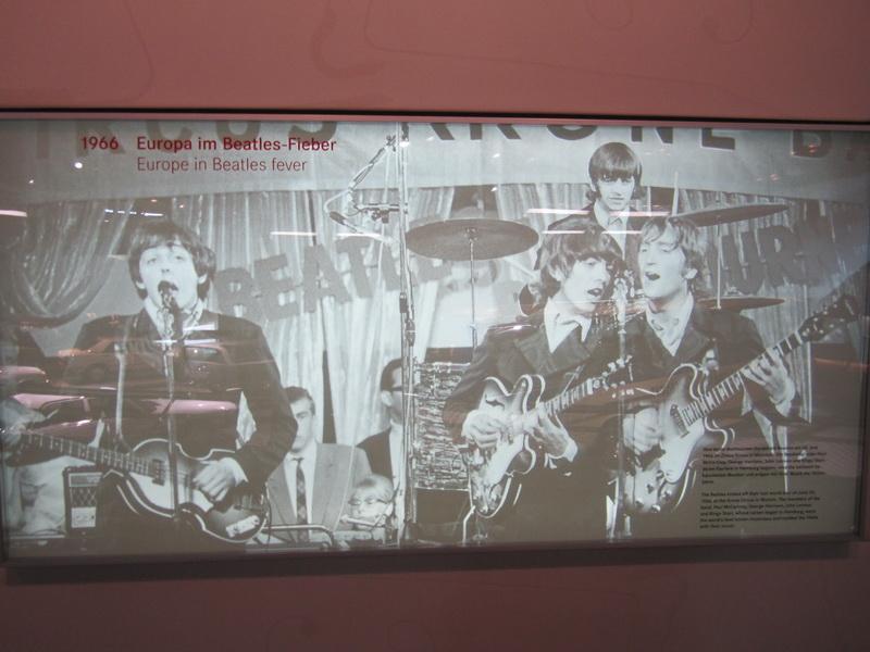 1966 Europa im Beatles-Fieber