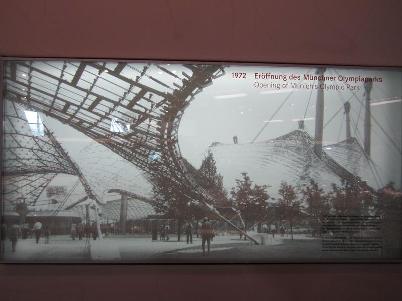 1972 Eröffnung des Münchner Olympiaparks