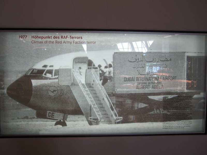 1977 Höhepunkt der RAF-Terrors