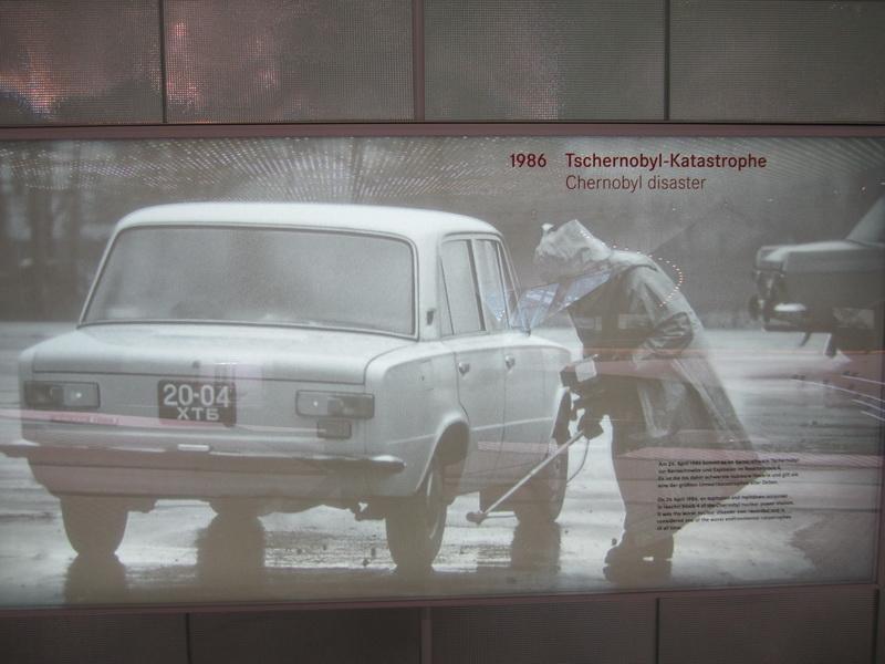 1986 Tschernobyl-Katastrophe