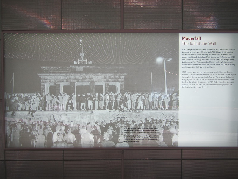 9./10. November 1989 Mauerfall