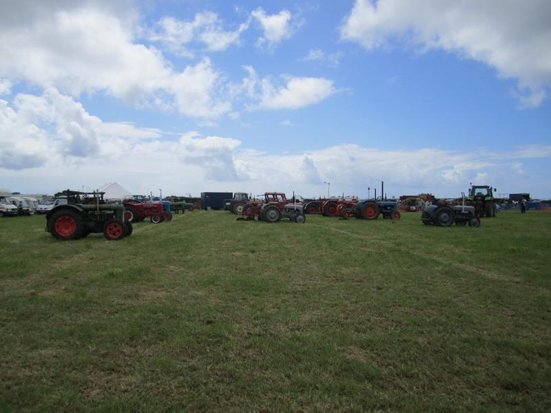 St. Buryan Rally 28.07.2012, Cornwall, England