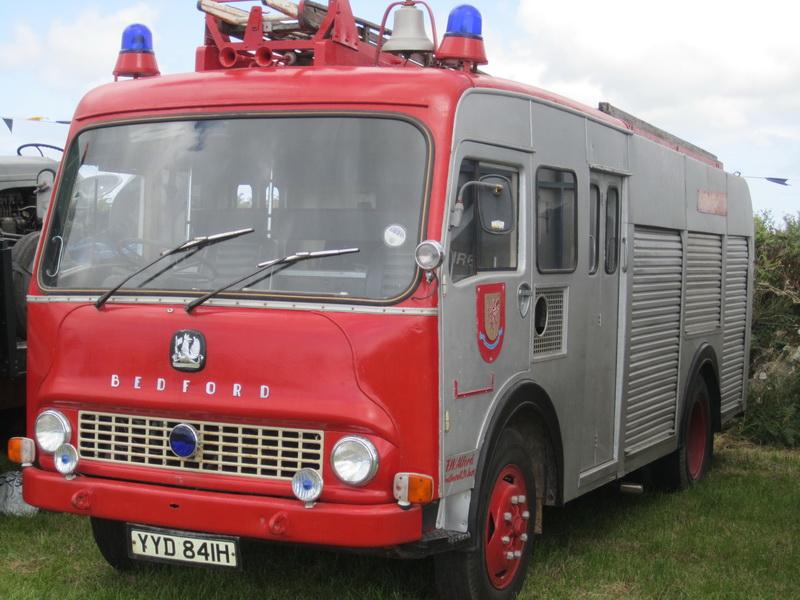 Bedford Feuerwehr